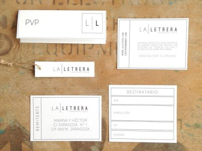 Branding La Letrera